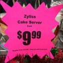 Zyliss Cake Server Counter-Top Display