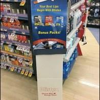 Blistex Best Lips Bonus Pack Merchandising