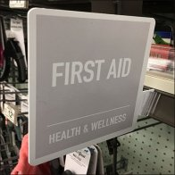 First Aid Flag In Health and Wellness