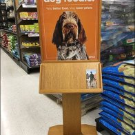 Dog Foodie Advertising In-Store