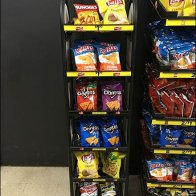 Fritolay Branded Tower For Dollar General