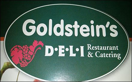 Goldsteins Deli Store Fixtures