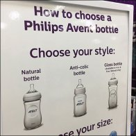 How To Choose An Baby Bottle by Avent
