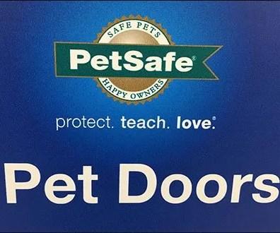 PetSafe Det Door Logo