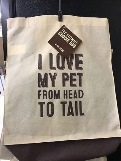 The Ultimate Goodie Bag Strip Merchandiser
