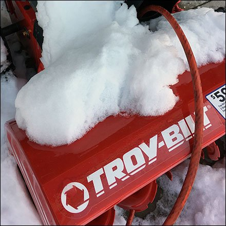Troy Snowblowers Snowed In Feature