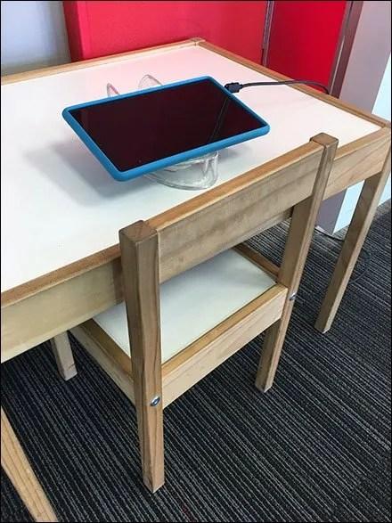 In-Store iPad Playground At Verizon