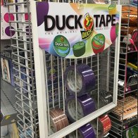 Gravity-Feed Duck Tape PowerWing