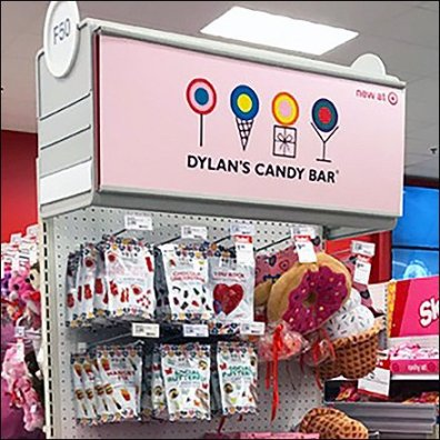 Dylans Candy Bar Teams With Target