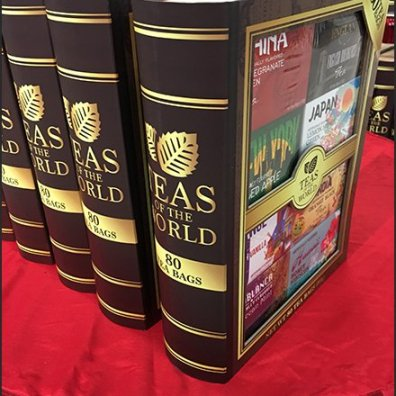 Encyclopedic Teas Of The World Presentation