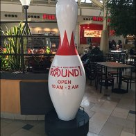 Bowling Pin Mall Concourse Advertising Goes Big