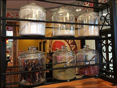 Popeyes Apothecary Spice Rack Collection