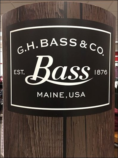 Branded Totem Pole By G.H. Bass & Co.
