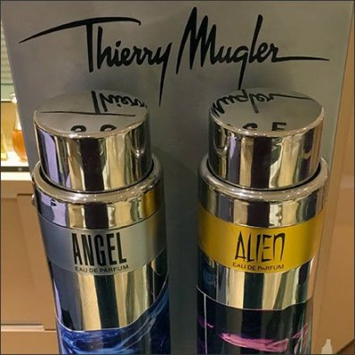 Fragrance Refill Redux For Thierry Mugler