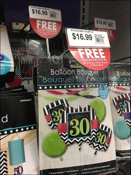 Free Balloon Inflation Tiered Faceout