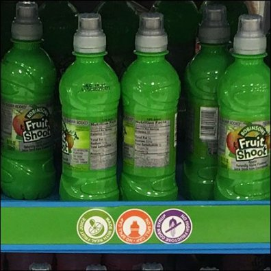 Fruit Shoot Grab-And-Go Benefit Icons Feature