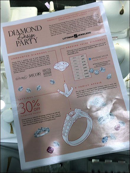 How To Design A Diamond Instructions