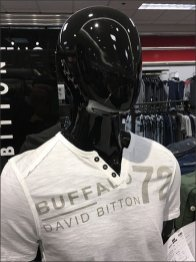 Department Branding For Buffalo David Bitton