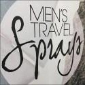 Miniature Travel Sprays For Men