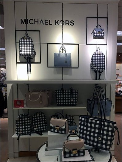 Michael Kors Branded Wall Framed