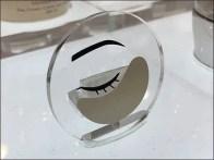 Micro Facial Masks Display in Cosmetics