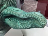 Yoda Layup Model Graces Plywood Showroom