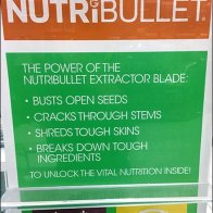 NutriBullet Blender Benefits In Color