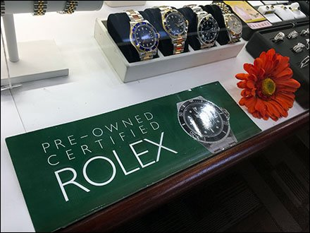 Pre-Owned Certified Rolex Guarantee