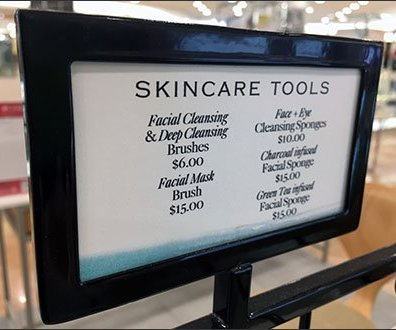 Skincare Tools Table-Top Multi-Hook