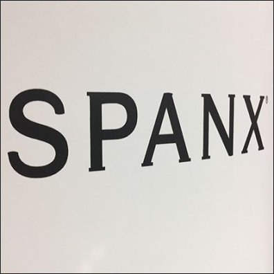 Spanx Logo Departmental Branding