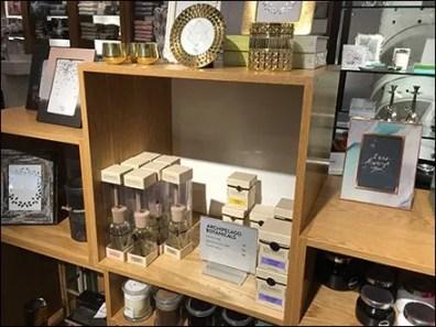 Stacked Shadowbox Shelves As Display
