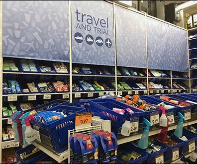 Travel and Trial Size By Tote Merchandising