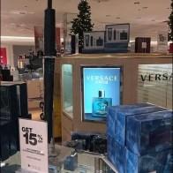 Versace Branded Perfume Umbrella Stand