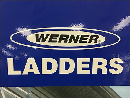 Werner Ladder Retail Fixtures