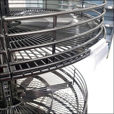 Euro Fixtures: Radial Design Open Wire Tower