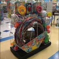 Hula Hoop Island Display Offers More