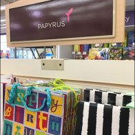 Gift Wrap Island Branding by Papyrus