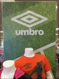 Umbro Soccer Apparel Lifestyle Sell