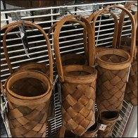 Birch Basket PowerWing Merchandising