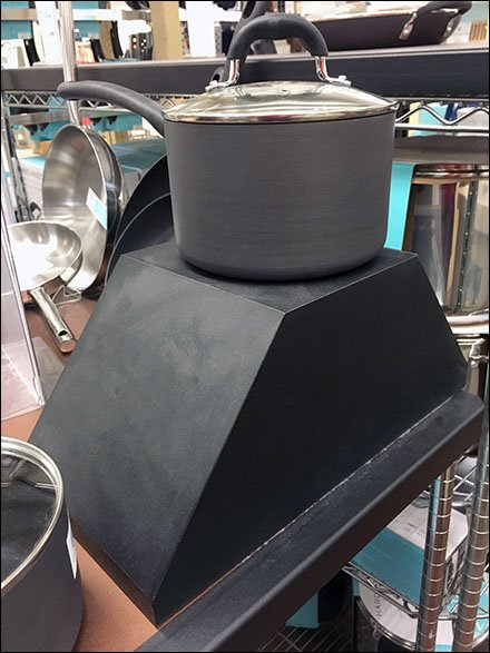 Martha Stewart Cookware Trapezoid Pedestal