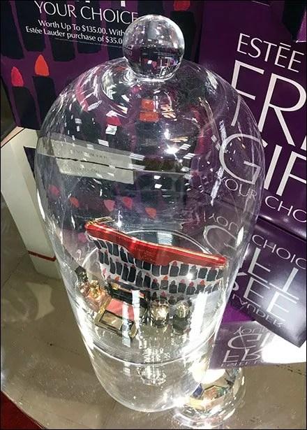Estee Lauder Beautiful Free Gift Bell Jar
