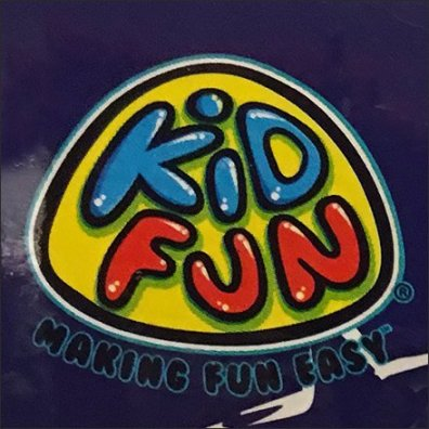 Kid Fun Logo Making Fun Easy Patriotic Bubbles
