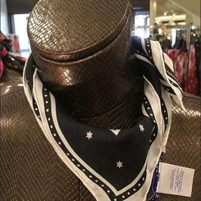 Bandana Body Form Merchandising At Nordstrom