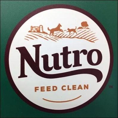 Nutro Feed Clean Shelf Edge New Flag