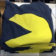 Pac-Man T-Shirt Gobbles Up Sales