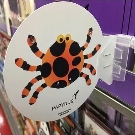 Papyrus Shelf-Edge Insect Flag Square1