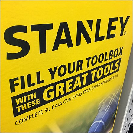 Fill Your Toolbox With Great Stanley Tools