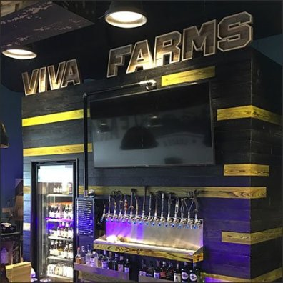 Viva Farms Bartender Central Services