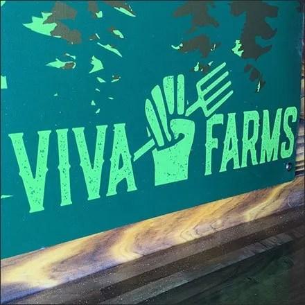 Viva Farms Color Logo