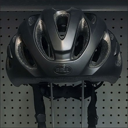 All Wire Bicycle Helmet Head Form